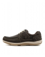 SPINNAKER BROWN NUBUCK