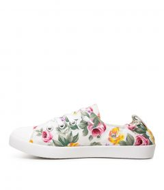 EMPORY WHITE FLORAL
