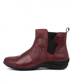 BALTIMORE CF DARK RED LEATHER
