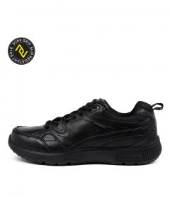 SPEED SNR E BLACK LEATHER
