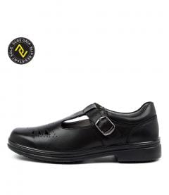 SPIRE SNR BLACK LEATHER