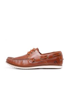 C-TIDE MID BROWN LEATHER
