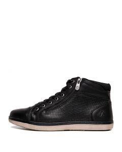 C TIVOLI BLACK LEATHER