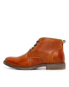 C-OCTOPUS COGNAC LEATHER