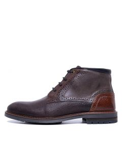 C-EDIN DARK BROWN LEATHER