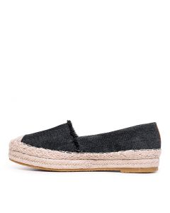 VALERIA CHARCOAL DENIM