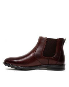 C PORTER CF CHESTNUT LEATHER