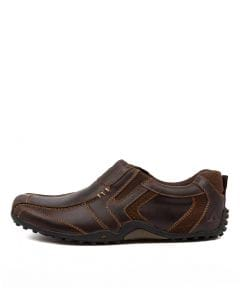 TULLY COGNAC LEATHER