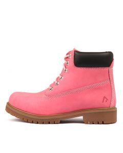 QUEENS PINK LEATHER