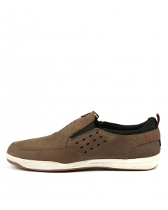 NUCLEAR TAUPE NUBUCK