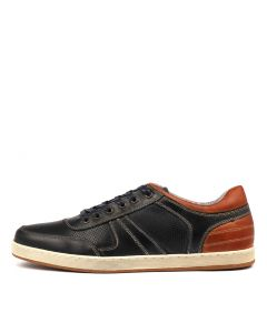 C ESPY NAVY LEATHER