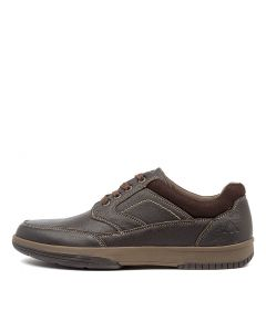 C VALLEY BROWN TUMBLE LEATHER