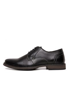 C MILES CF BLACK LEATHER