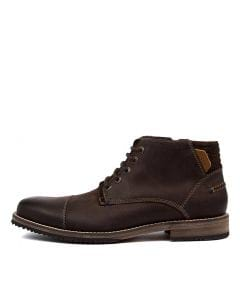 C TROFEO DARK BROWN LEATHER