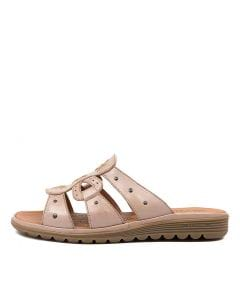 BESSER CF LIGHT PINK LEATHER