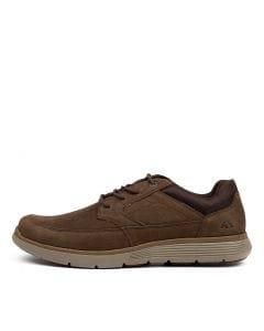 C-YUTE BROWN LEATHER
