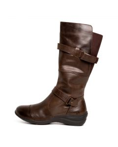 BLUEBELL BROWN LEATHER