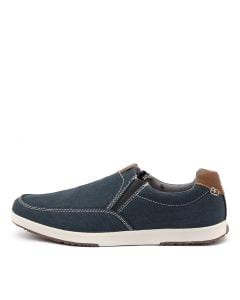 C WERNER NAVY CANVAS