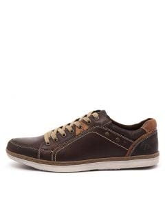 C TORINO DARK BROWN LEATHER